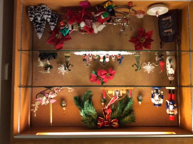 2017 December display